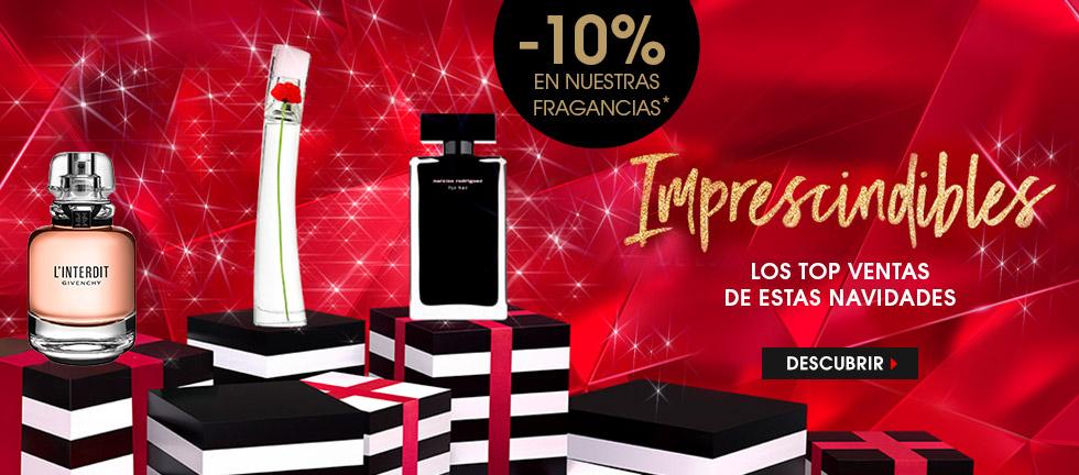 perfumes regalar en Navidad