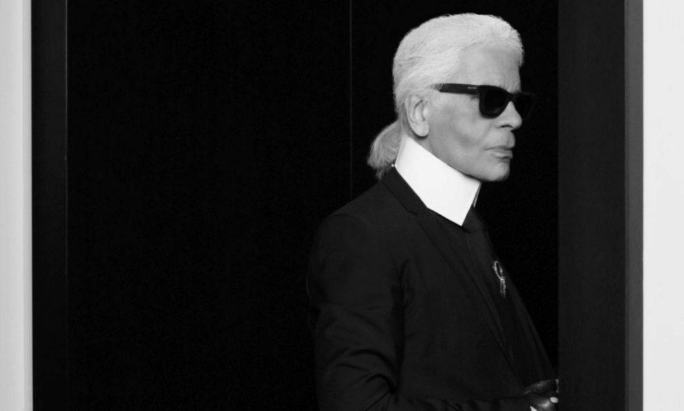 Karl Lagerfeld muerte