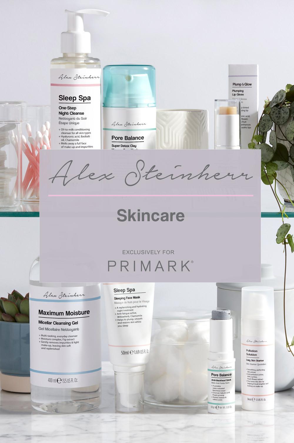 Primark linea cosmeticos