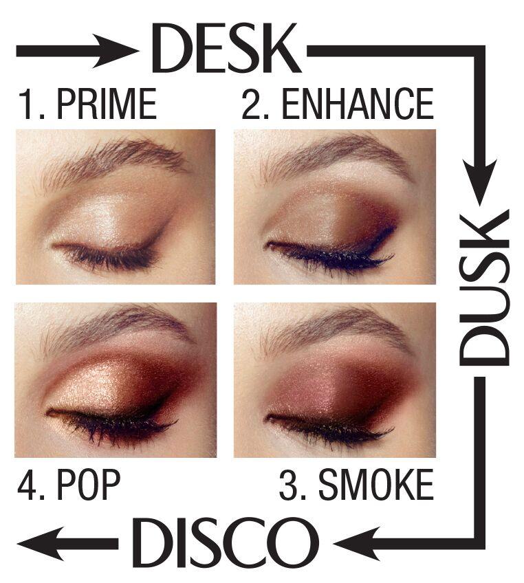 Maquillaje famosas Goya