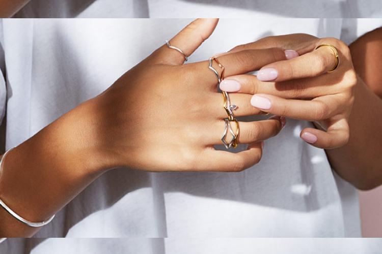 Pandora anillos