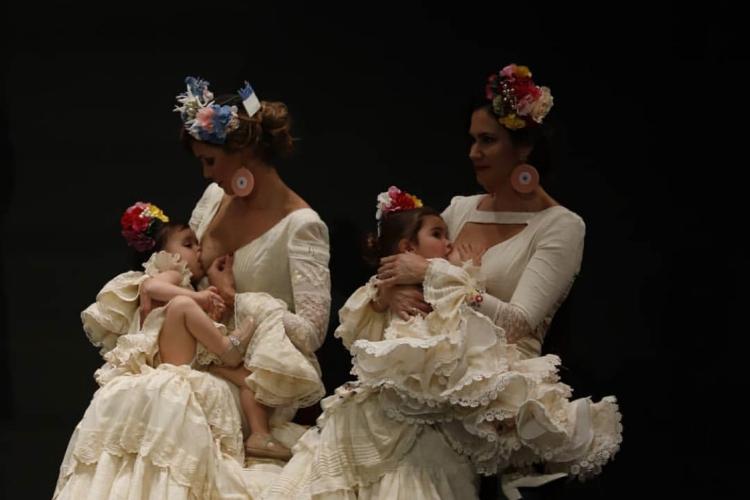 Sonibel Lactancia Moda Flamenca