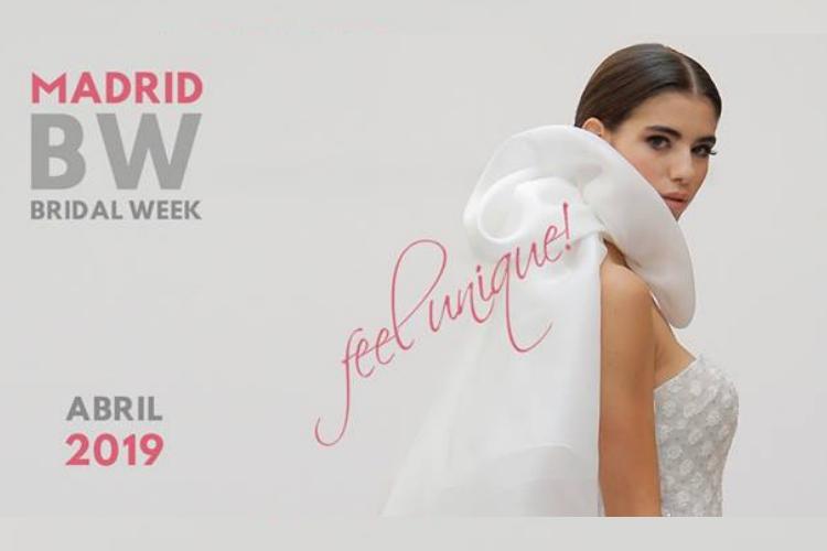 madrid bridal week 2019