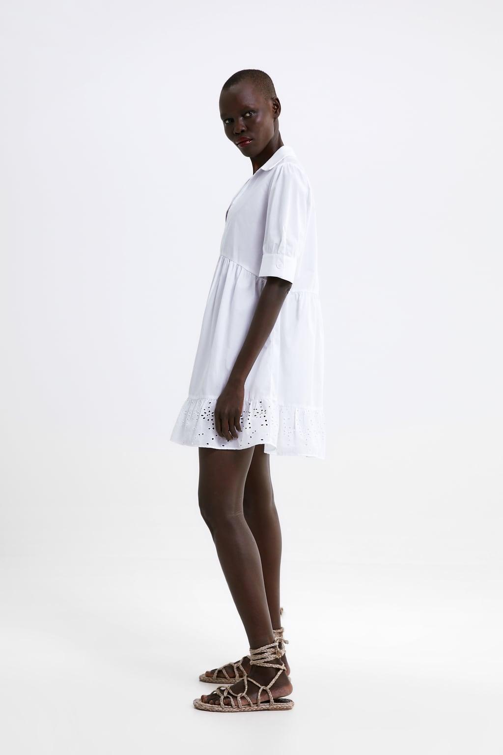 Vestidos Zara primavera