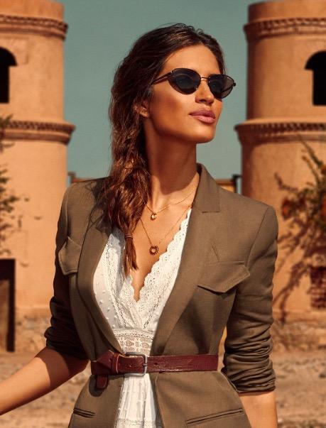 Sara Carbonero Polaroid gafas sol