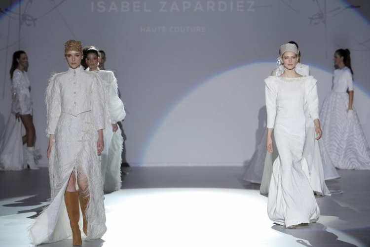 Isabel Zarpadiez vestidos