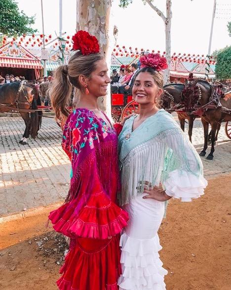 Influencers Feria Sevilla