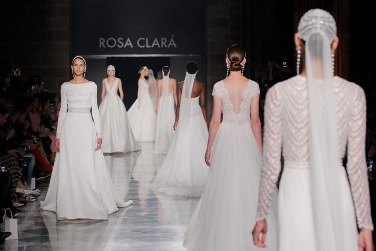 Rosa Clará Novias 2020