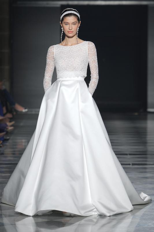 Rosa Clará Colección novia 2020