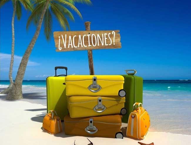 Maleta vacaciones trucos