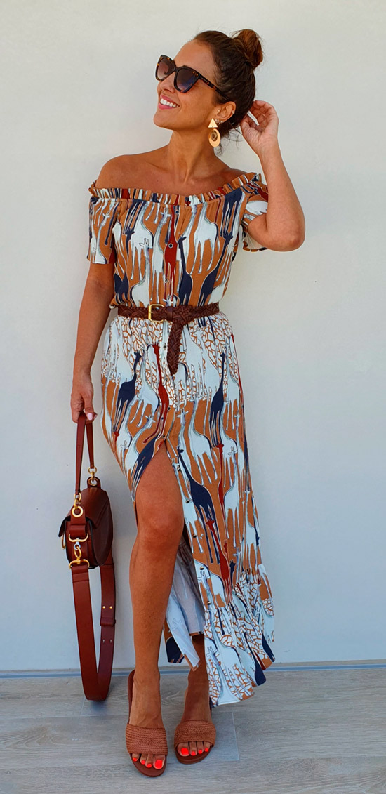 Paula Echevarria look verano