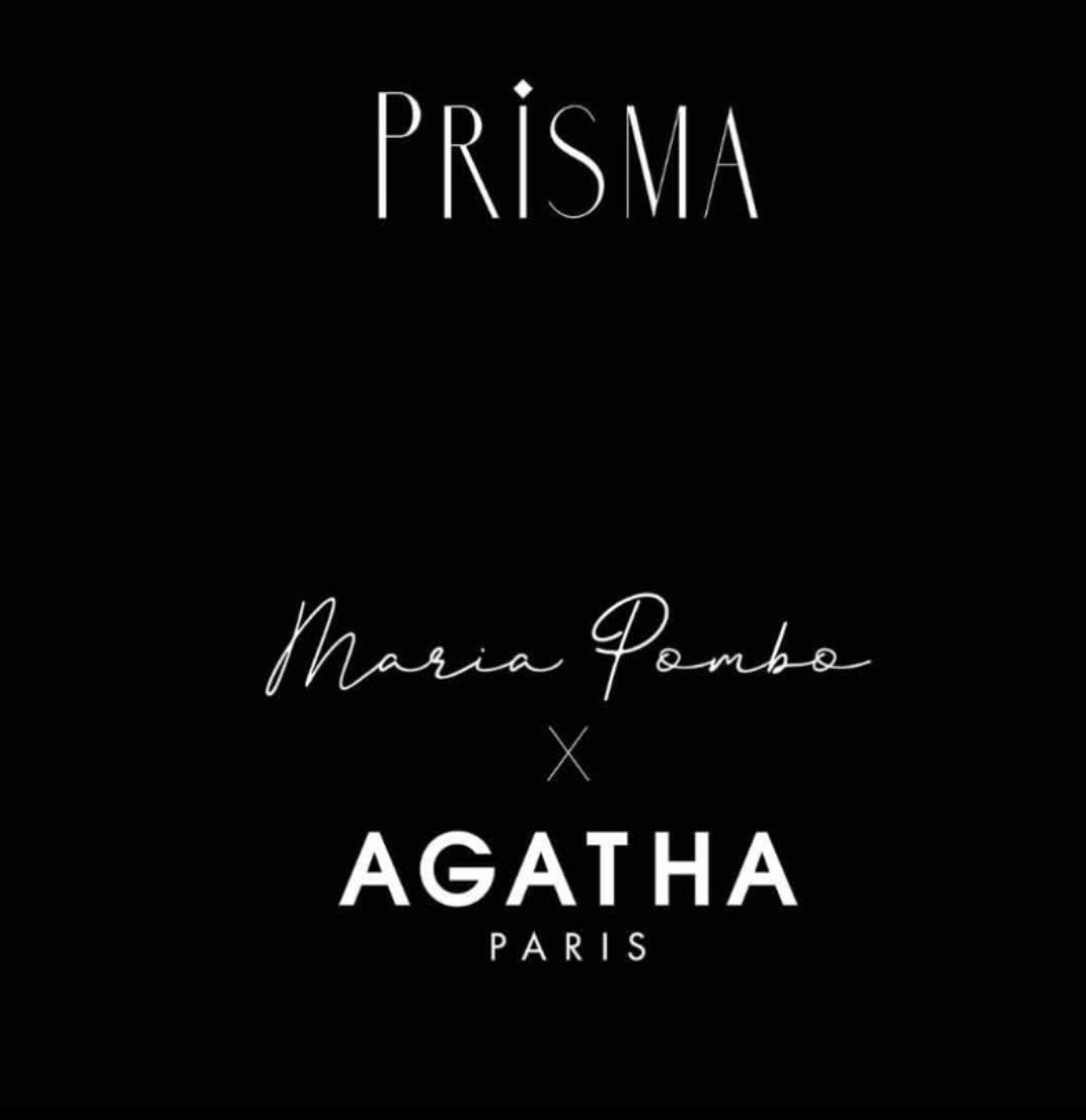 María Pombo Agatha Paris