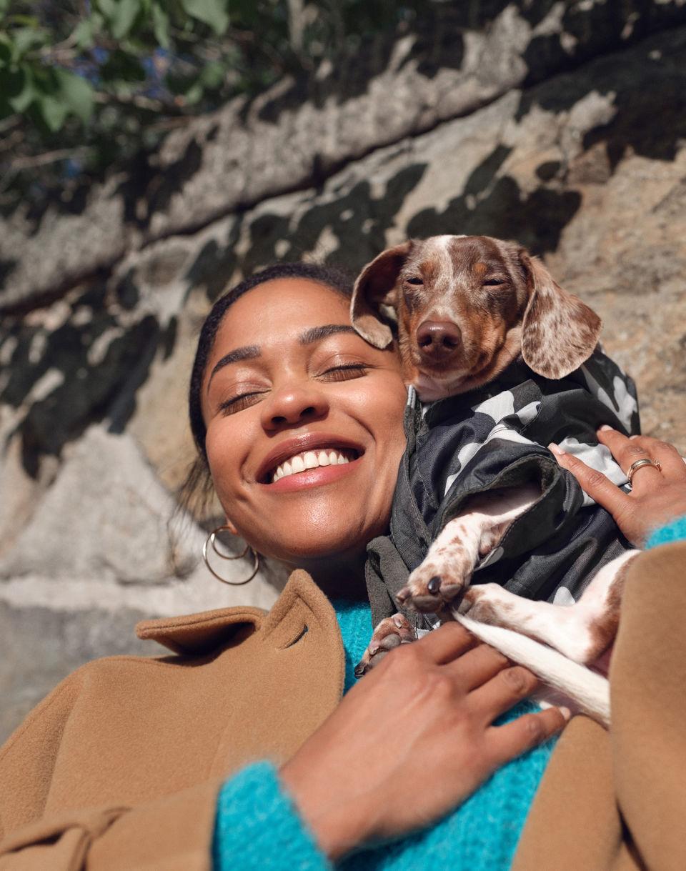 vestidos perro H&M