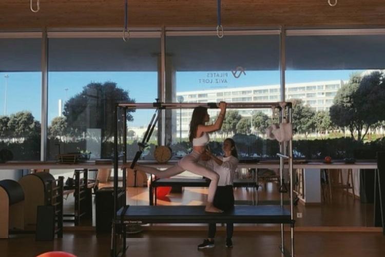 Sara Carbonero Pilates
