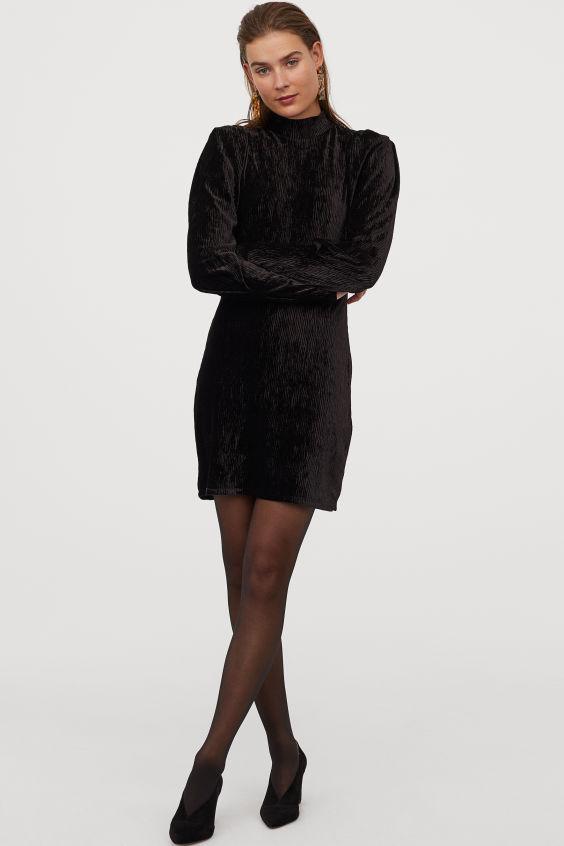 H&M vestido navidad