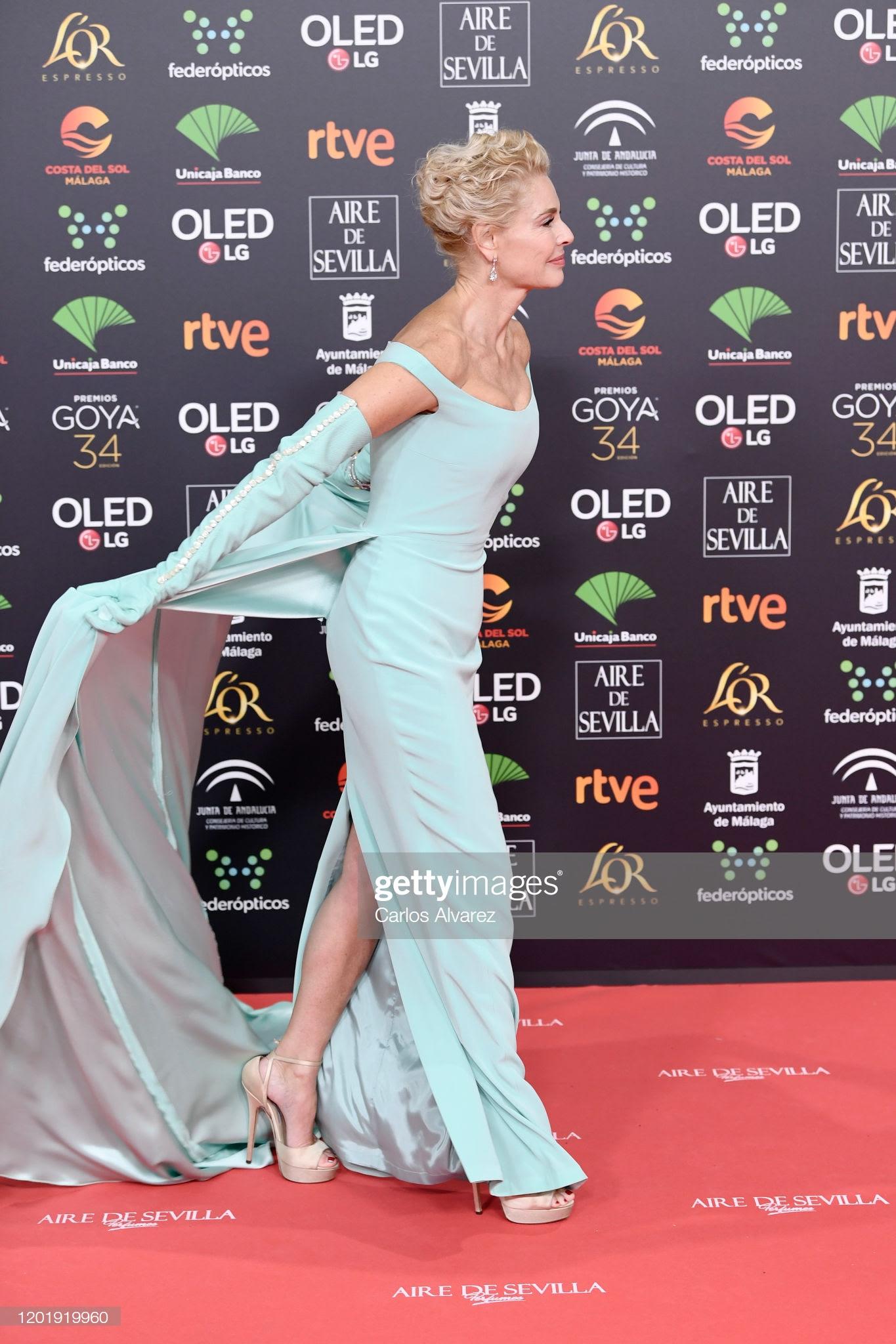 Premios Goya 2020 vestidos