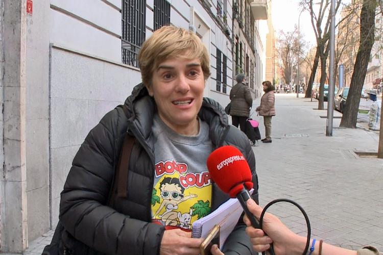 Anabel Alonso feliz con el embarazo