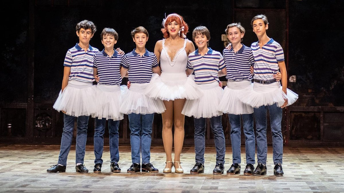 'Billy Elliot, el musical cumple 15 años con cerca de un millón de espectadores
