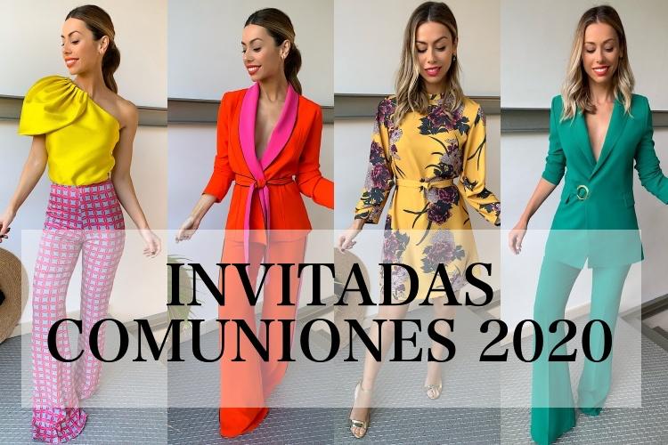 Invitada comunion 2020