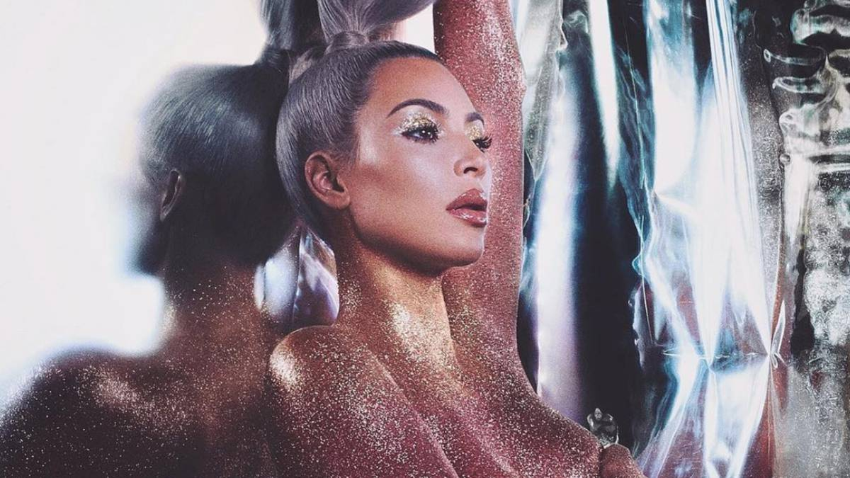 Kim Kardashian triunfa en la Semana de la Moda de París