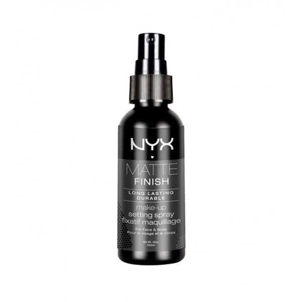 NYX makeup setting spray