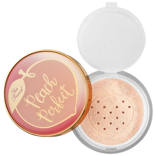 Polvos matificantes Too Faced Peach Perfect