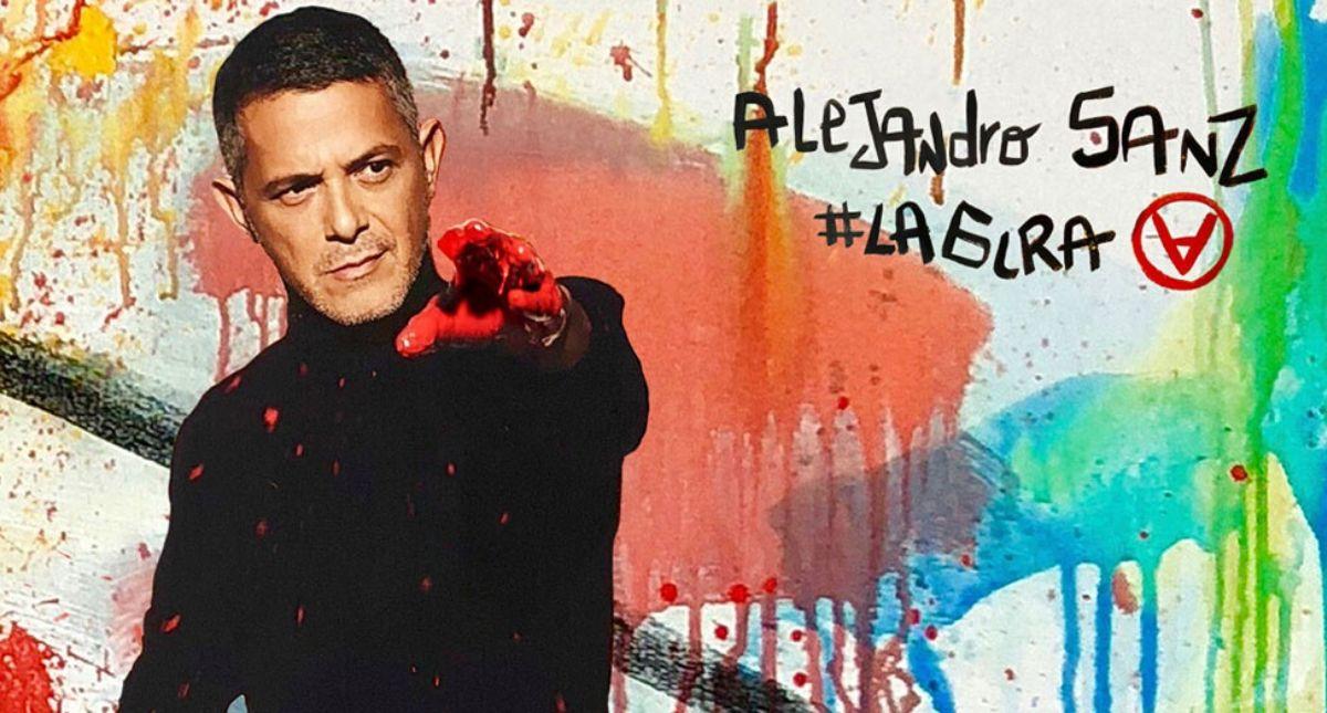 Alejandro Sanz dedica una canción a la cuarentena en 'La gira se queda en casa'