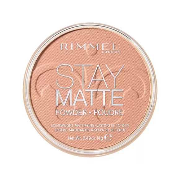 Stay Matte polvos matificantes Rimmel