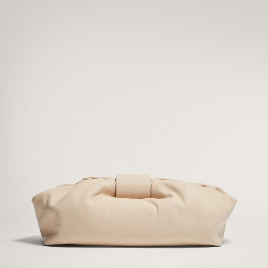 Bolso pouch piel limited edition 99,95€