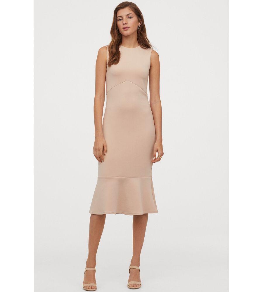 Vestido entallado 39,99 €