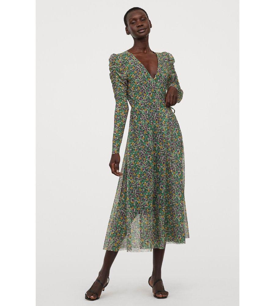 Vestido cruzado 34,99 €