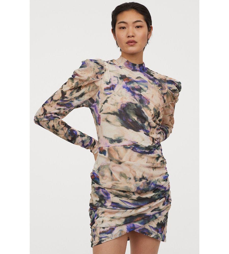 Vestido drapeado 39,99 €