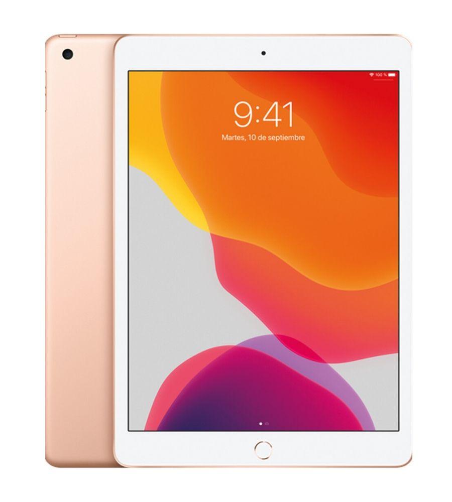 Nuevo iPad 2019 Wi-Fi 128 GB Oro