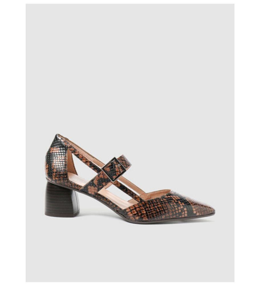 Zapato tacón Gloria Ortiz
