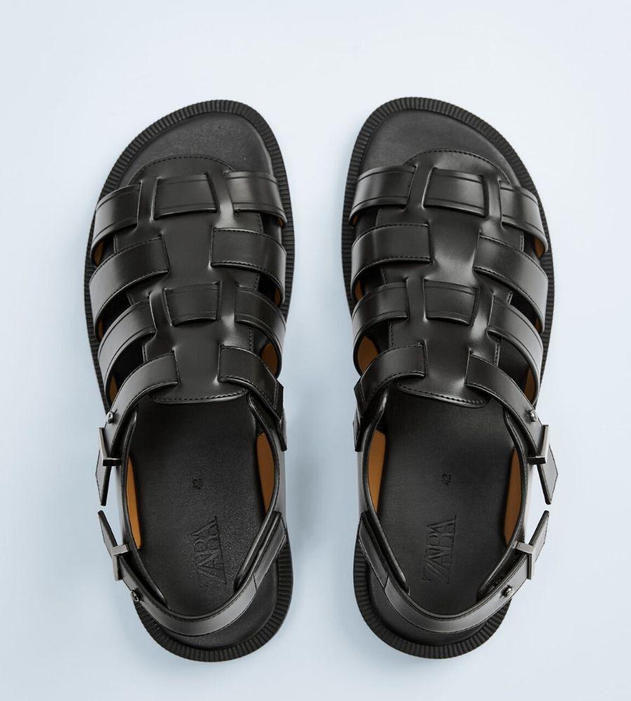 Sandalia multitiras 35,95€