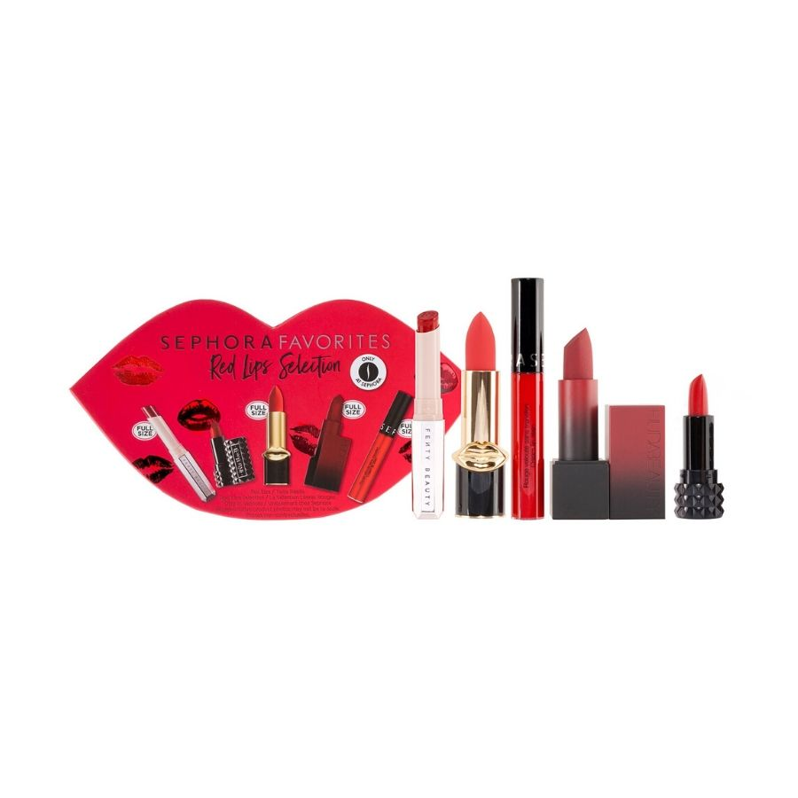 Sephora favorites: Red Lips Selection
