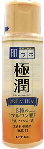 Hadalabo JAPAN Skin Institute Gokujun premium hyaluronic solution 170mL by Hada Labo