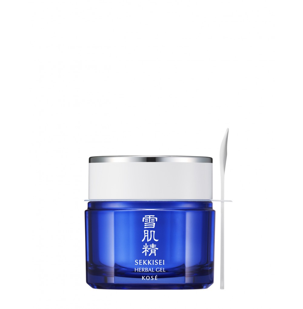 Crema hidratante japonés Kosé Sekkisei Herbal Gel
