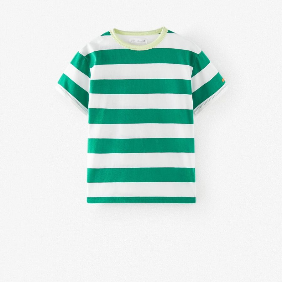 Camiseta rayas Zara Kids