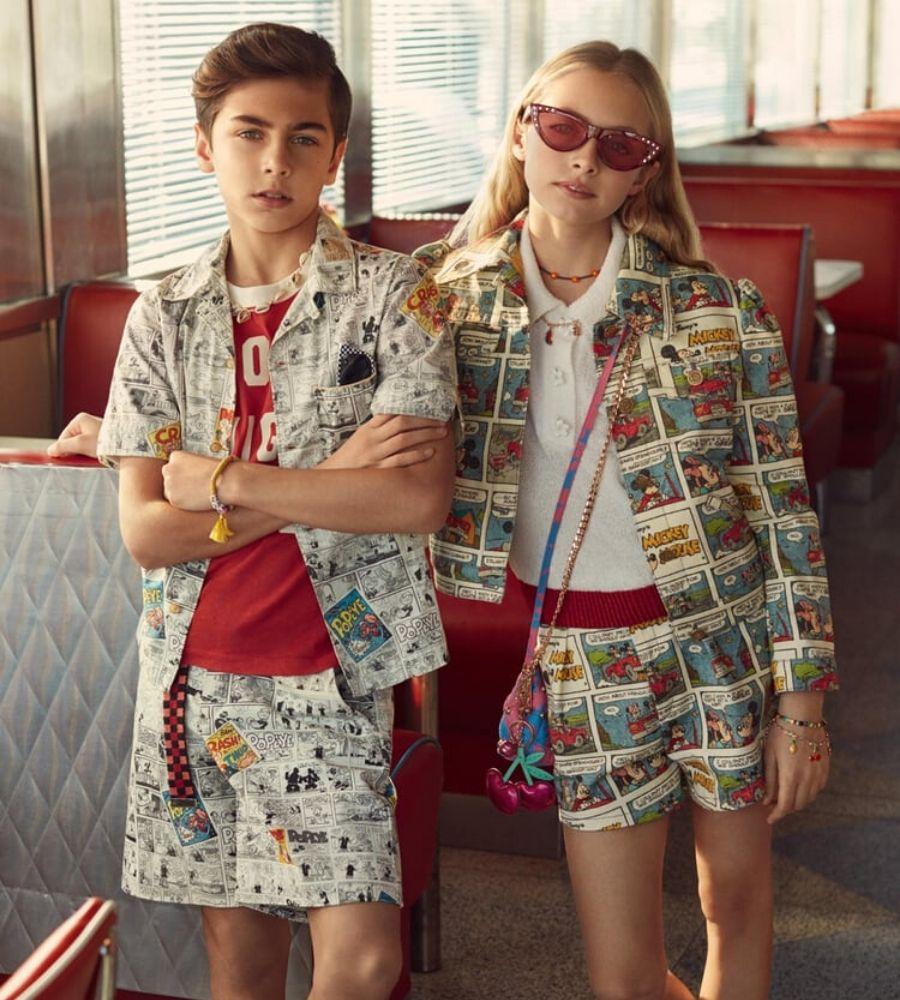 Look 3 Zara Kids Happy Days