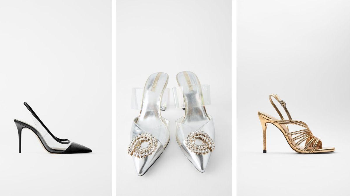 Zapatos Zara Última semana REBAJAS Primavera Verano 2020