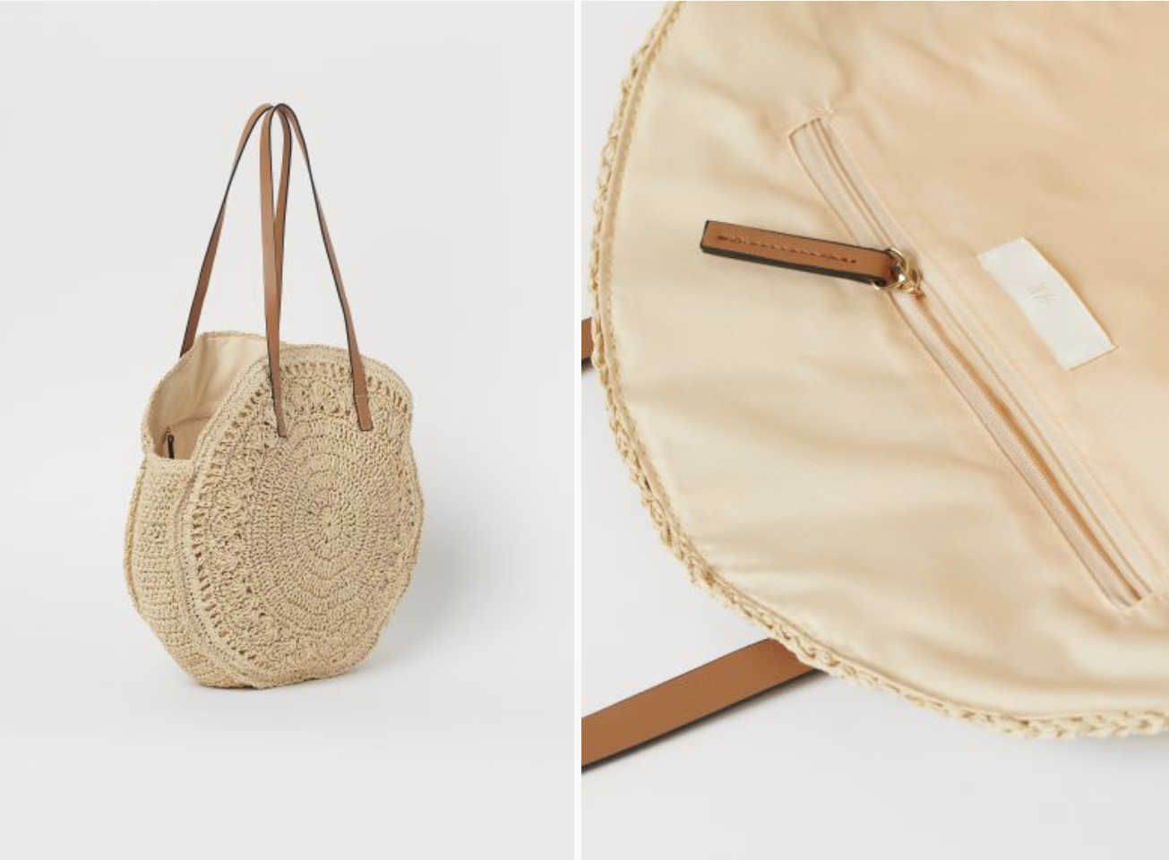 Bolso Shopper H&M