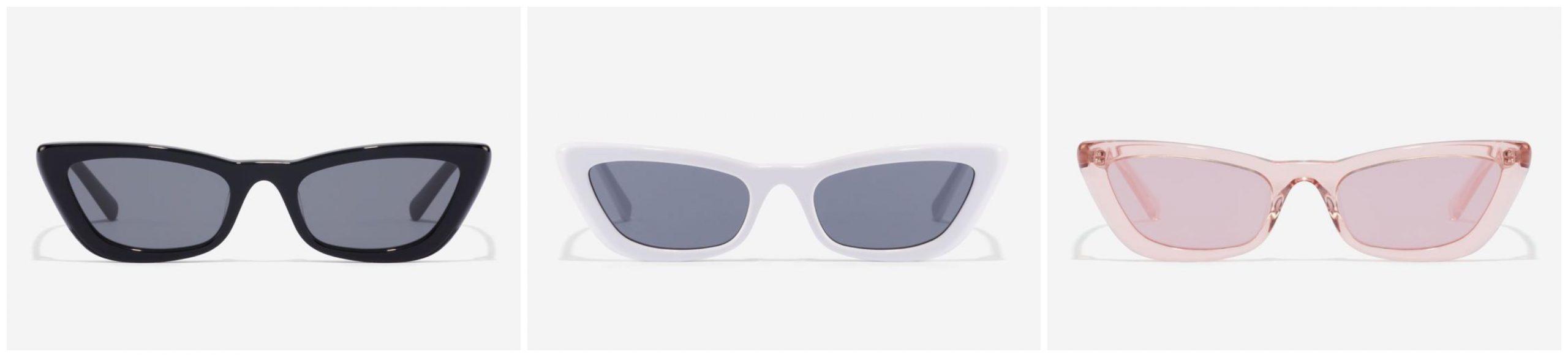Gafas estilo cat eye