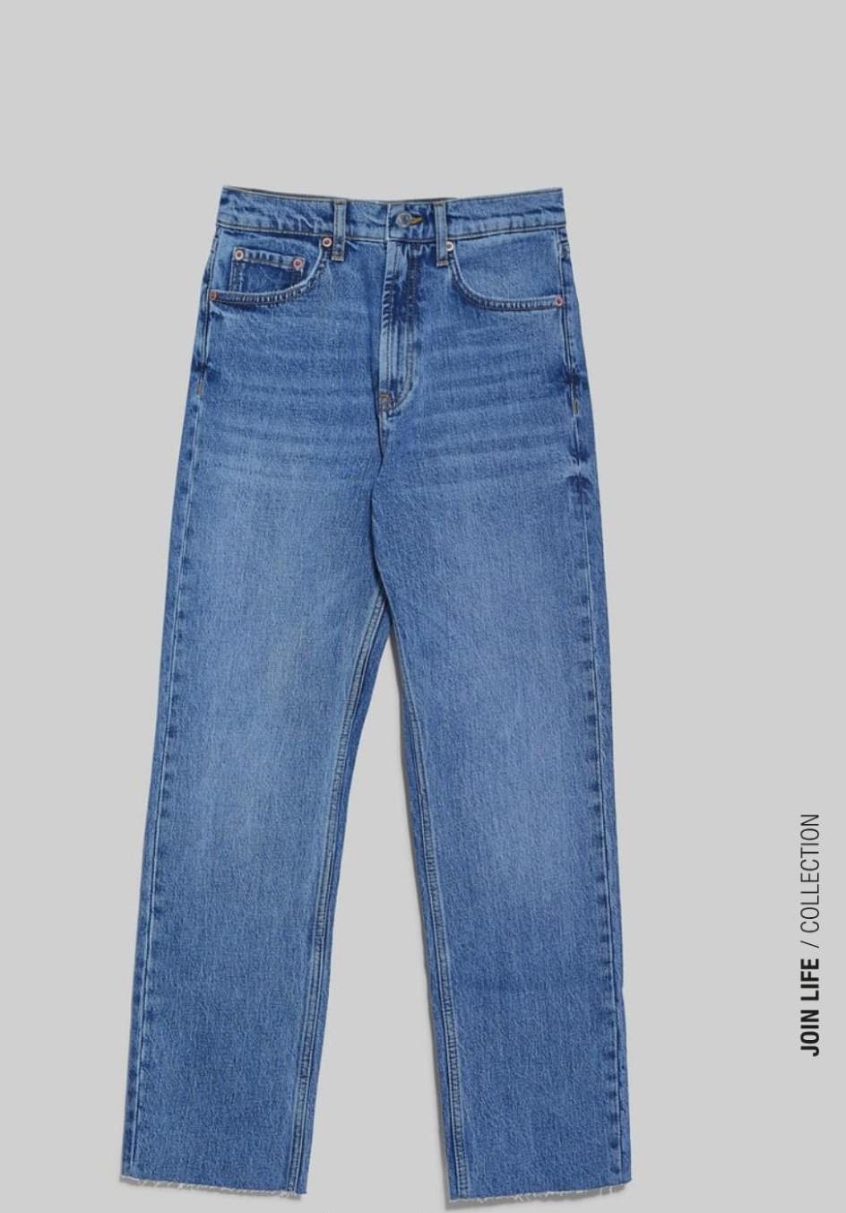 Jeans largos