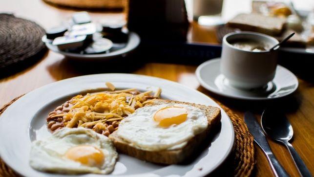 Portada desayuno