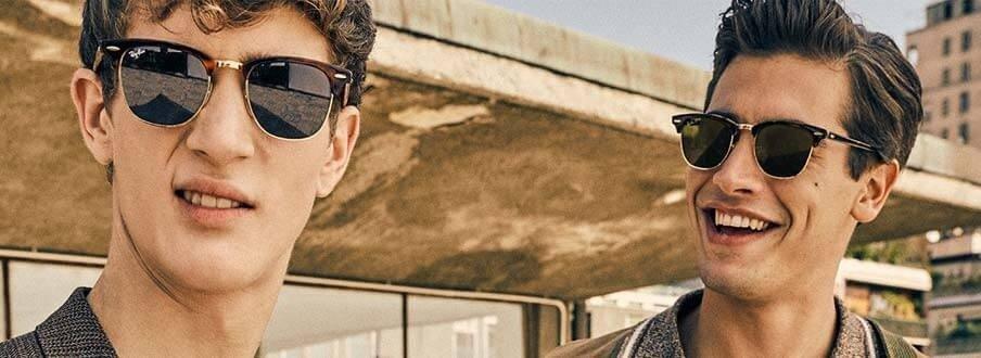 Gafas de sol según el tipo de rostro