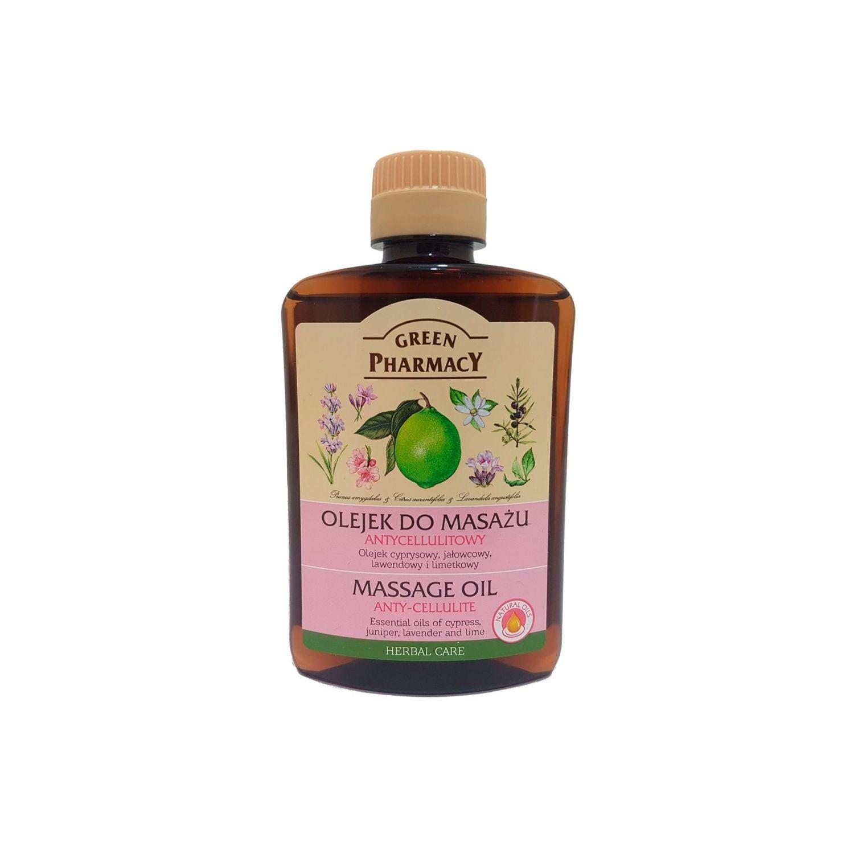 Aceite de masaje anticelulítico de Green Pharmacy