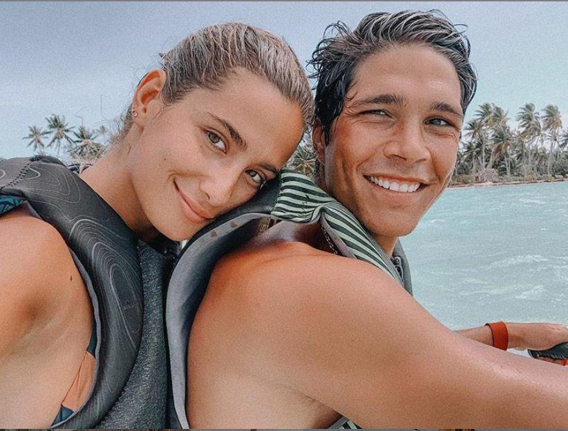 María Pombo y Pablo Castellanos acaban de anunciarlo, esperan a su primer hijo