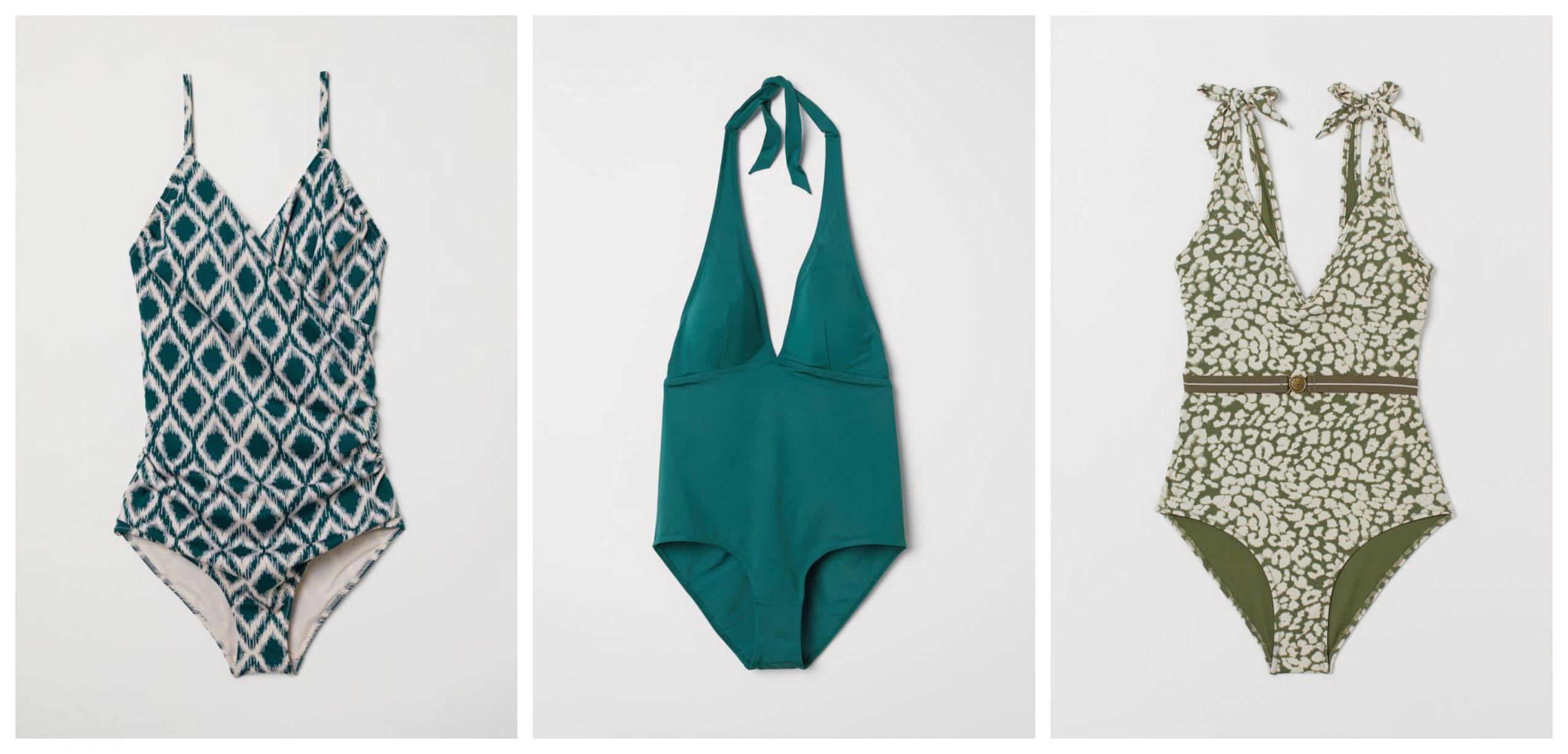 3 trajes de baño rebajados de H&M para lucir en playa y en la piscina este verano.