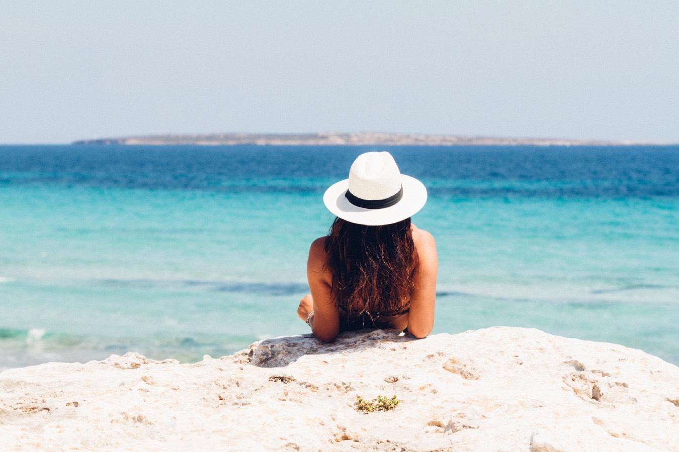 Playa de pexels